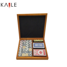 Top Quality Classic Custom Game Set with Wooden box