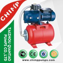 CHIMP AUJET-100L Gartenwasserstrahlpumpe mit Drucktank