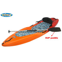 Recreational Single Sit on Top Surfing Kayak