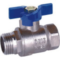 Butterfly Ball Valve with Factory Price (YD-1011)