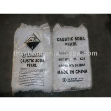 Sosa cáustica o copos de hidróxido de sodio 99%