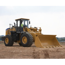 Wheel Loader With Bucket 5ton Loader SEM652B
