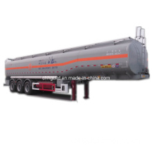 ISO CCC Approved 51 Cbm 3 Axles Chemical Tank Trailer