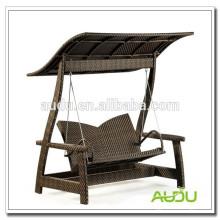 Мебель Audu Swing / Мебель из ротанга Swing / Открытая мебель для качелей