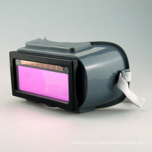 El más nuevo oscurecimiento automático gafas de seguridad con certificación CE