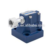 Válvula de alívio de pressão hidráulica tipo DB25 rexroth