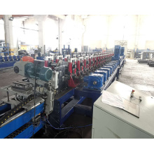 Lipped Channel Support Roll Forming Machine
