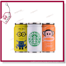 450ml Blank Sublimation Coated Stainless Can