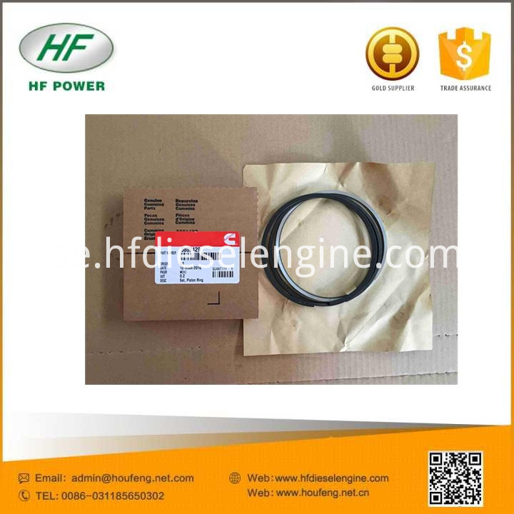 set piston ring 3802429
