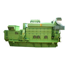 Cummins Diesel Generator Sets with 600kW Rated Power