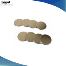 Custom Size Super Strong Sintered Permanent Disc Shape NdFeB Magnet for Generator