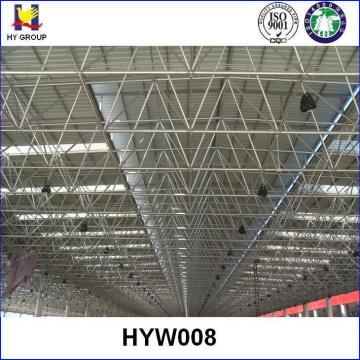 Pré-fabricada de aço estrutura espaço quadro sistemas
