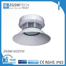 Luz elevada da baía do diodo emissor de luz da venda por atacado do fornecedor de 75W China