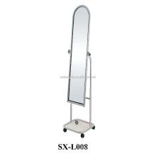 Quarto Big Removable Metal Dressing Mirror for Sale