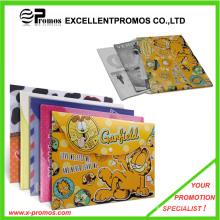 Pasta de arquivo plástica de venda quente do escritório com impressão dos desenhos animados (EP-F9113)
