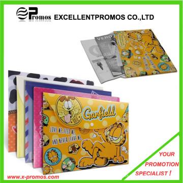 Werbung Logo gedruckt A4 Dokument Datei Tasche (EP-F9114-2)