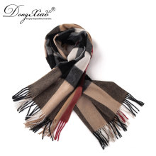 Skin-Friendly Pashmina Korean Skin Care Women 100 % Wool Shawl Scarf