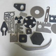 Kundenspezifische Blechbearbeitung lasergeschnittene Edelstahlteile