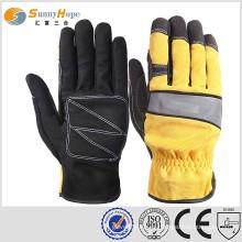 Guantes al aire libre deportes guantes de mano guantes de bicicleta de montaña