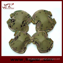 Military Transformers Airsoft Paintball Knee Elbow Pads of Type B