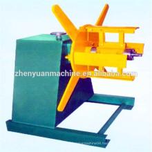 high quality decoiler machine/metal sheet uncoiler machine/color steel decoiler