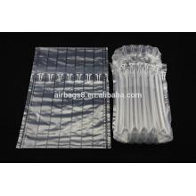 Dauerhafte Nutzung Shockproof aufblasbare Tasche Luftpolster Wein Flaschentasche für zerbrechliche Ware