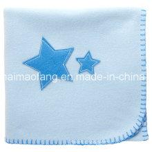 Anti-Pilling Polar Fleece Baby Blanket (NMA-PB012)