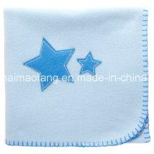 Anti-Pilling cobertor de bebê Polar Fleece (NMA-PB012)