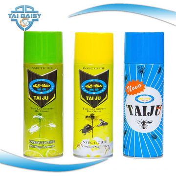 Powerful Killing Ability Insecticide spray with Pyrethrin Composition