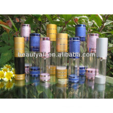 15ml 20ml 30ml 50ml 100ml 200ml SAN AS airless pump bottle