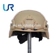 Antibullet PasgtTactical Casque Kevlar Aramid NIJ IIIA Bulletproof / casque tactique