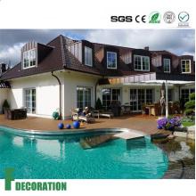 Konkurrenzfähiger Preis verschiedene Farben Anti-UV-Holz-Kunststoff-Composite