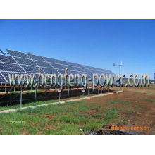 Generador de turbina de viento para la venta y sistema de generación de Panel Solar 5KW
