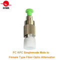 1~30dB FC/APC Singlemode Male to Female Fiber Optic Attenuator