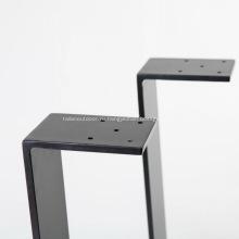 Стальные твердые барные ножки мебели стола