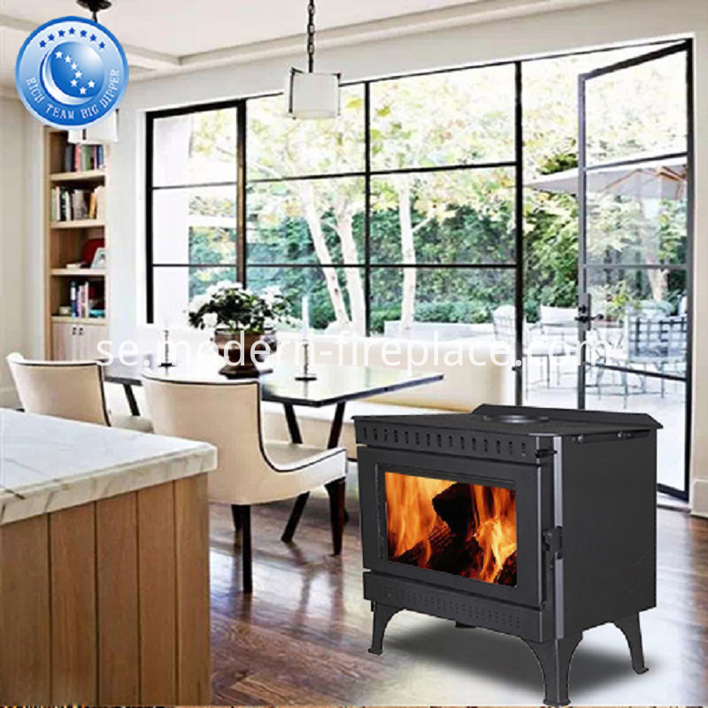 Wood Burning Stoves Steel Plate Heaters