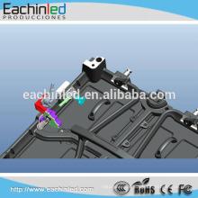 a fase conduziu os produtos P4.8 / P5 / P5.95 / P6 / P6.94 / P7 da exposição ao ar livre