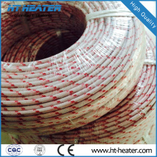 Hochwertiger, reiner Ni-Kern-Glasfaser-Geflechtdraht