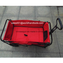 Foldable Wagon with Fabric for Children