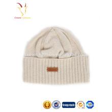Sombrero de gorrita tejida Slouchy divertido de punto de invierno