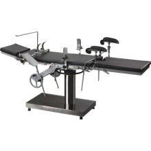 Acier inoxydable Table d'opération ordinaire