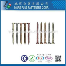 Taiwan Stainless steel 18-8 Bugle Head Coarse Thread 25 Degree Sharp Point Deck Screws