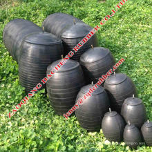 High Quality Inflatable Rubber Test Plug (made in China)