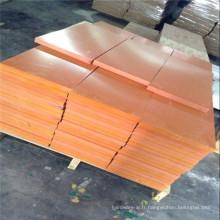 Insulaiton électrique excellente qualité Orange/Black Board