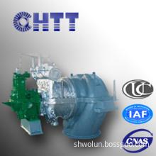 Chtt China Supplier Steam Condensing Turbine Low Power