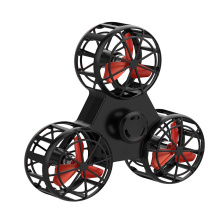 HOSHI-SP01 2018 new Fly Fidget Finger Fly Spinner Drone Children Gift toy High Quality Kids Drones