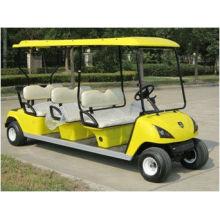 6 Seats cheap electric golf car