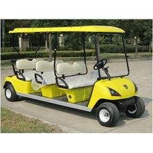 6 Seats cheap electric golf car