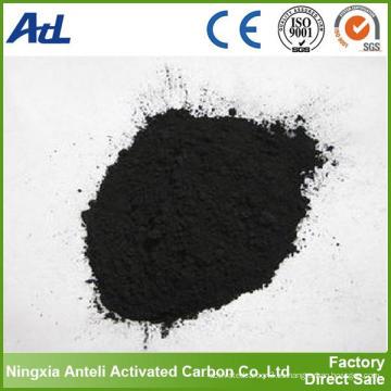 Carbono activado en polvo de alta calidad para blanquear los dientes