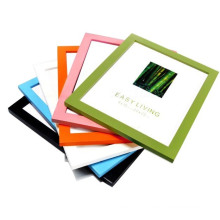 Standing Wooden Picture Frame Wood Wall Photoframe